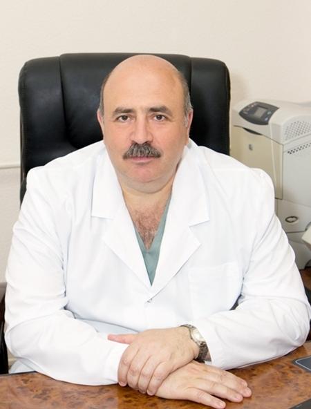 хирург Дурлештер В.М.