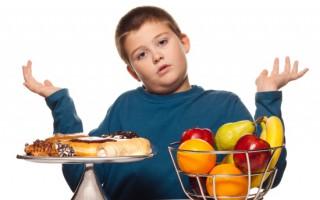 дети и ожирение