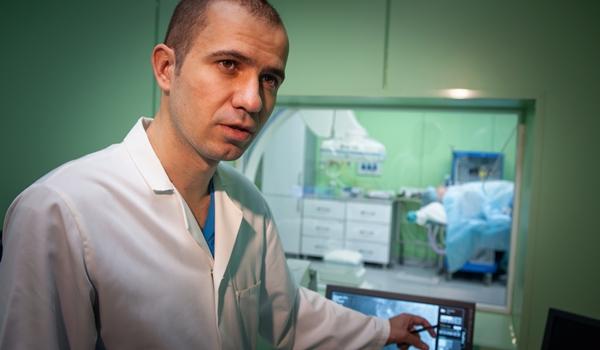 рентгенхирург Бухтояров А.Ю,