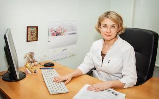 Пульмонолог Л.В.Шульженко