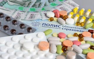 расходы на здравоохранение в России