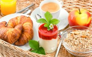 о пользе завтраков