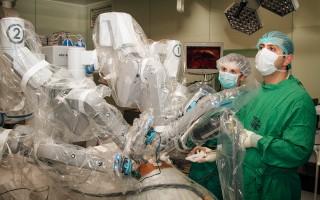 трансплантация почки с помощью робота