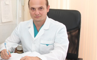 кандидат медицинских наук Сергей Яргунин