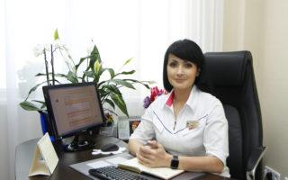 невролог Елена Петрущенко ККБ 2