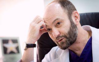 нейрохирург Игорь Басанкин